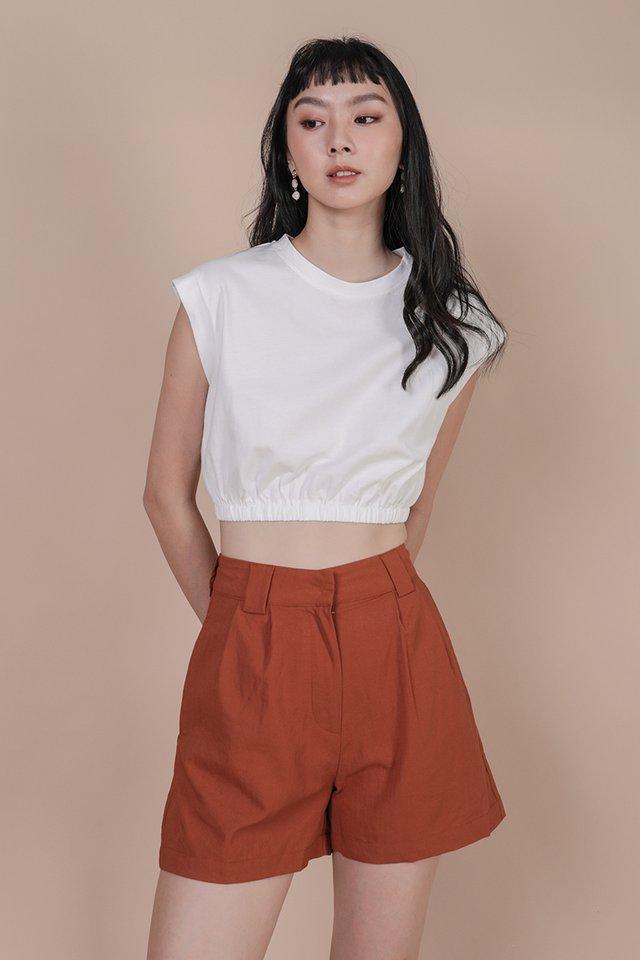 Chester Shorts (Tangerine)