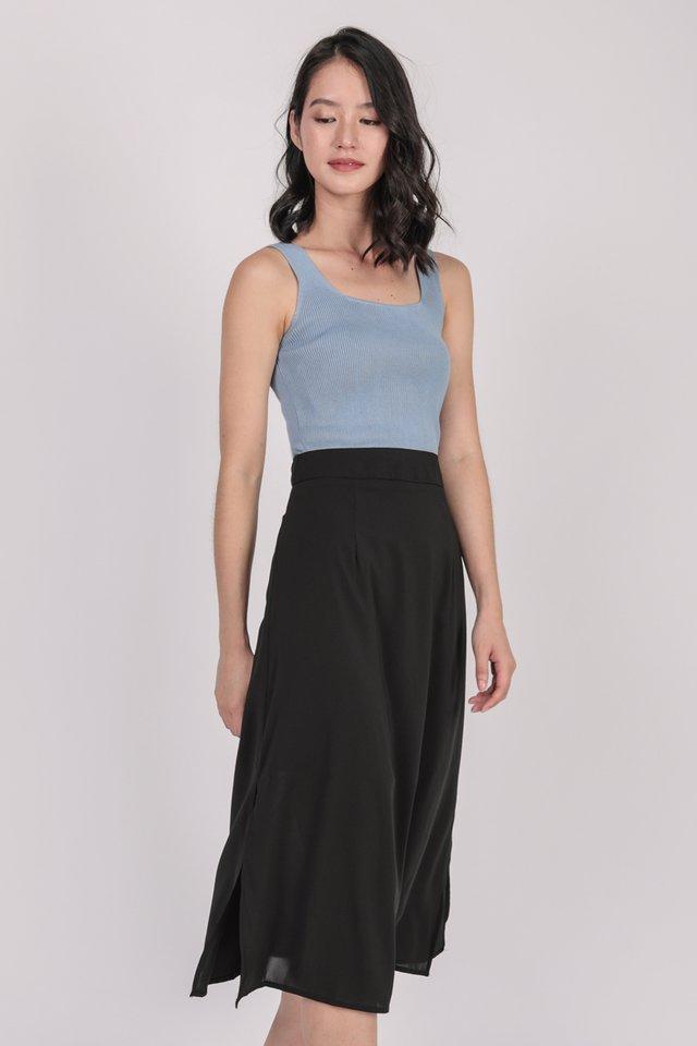 Issa Skirt V2 (Black)