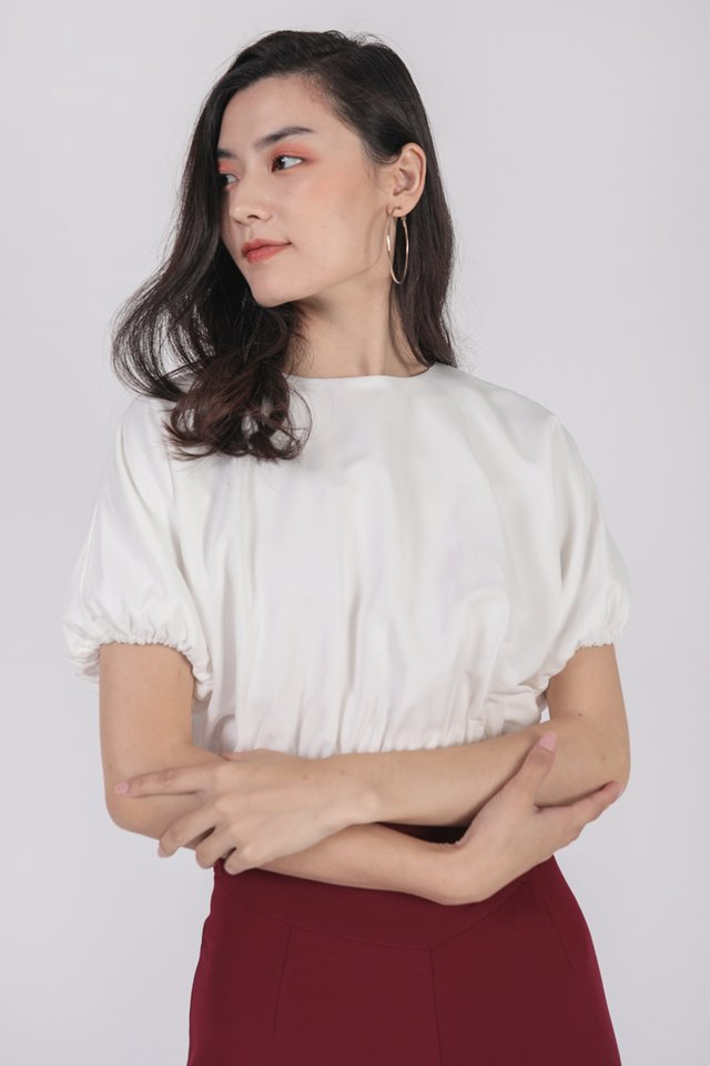 Hathaway Top (White)