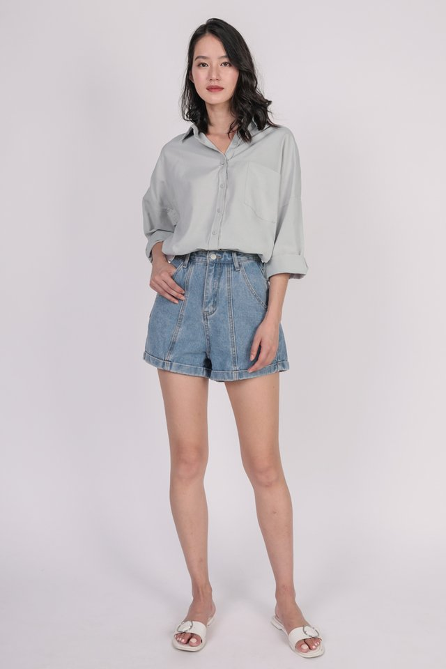 Kody Denim Shorts