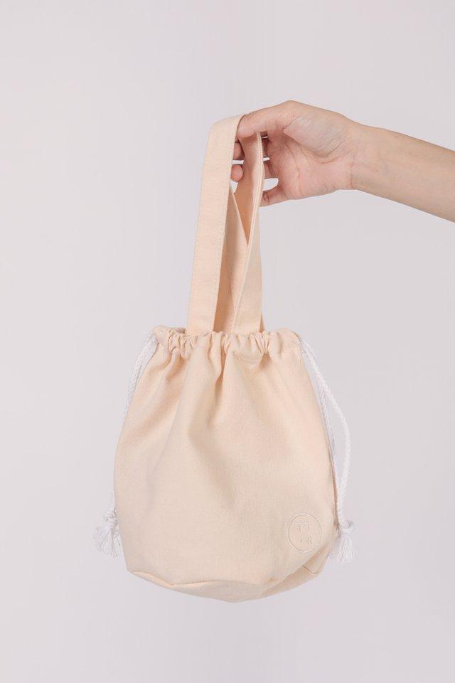 TTR Orange Bag (Cream)
